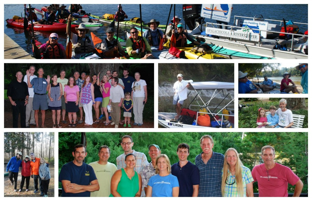 Faces of Apalachicola Riverkeeper